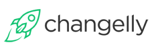 changelly logo stacking sats