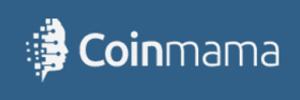 coinmama logo stacking sats