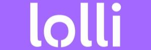 lolli logo stacking sats