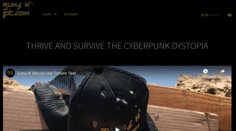 guns n bitcoin online store
