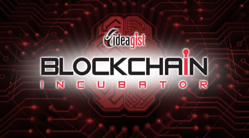 ideagist blockchain incubator